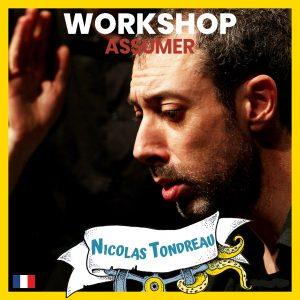 stage d'impro Assumer - Nicolas Tondreau