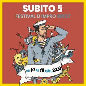 SUBITO Festival d'impro en Bretagne