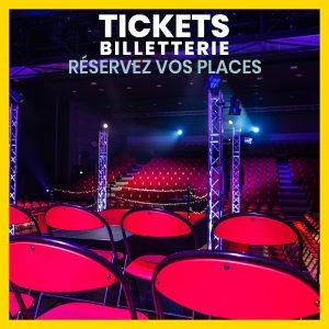 Festival d'impro SUBITO - Tickets