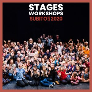 stages d'impro - workshops Festival SUBITO