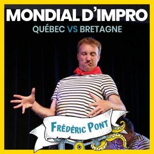 Mondial Impro - Fred Pont