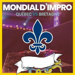 Mondial D'impro - Québec