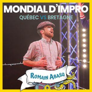 Mondial Impro - Romain Abasq